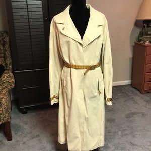 COPY - COPY - Marina Rinaldi trench coat. Made in…